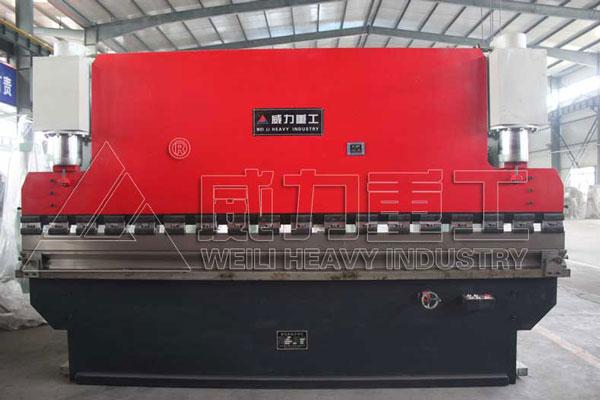 200x4000液压折弯机